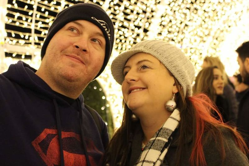 Hat Young Adult Heterosexual Couple Couple - Relationship Two People Togetherness Women Adults Only Young Women City Portrait People Adult Night Friendship Outdoors Happiness Christmas Market Human Body Part Christmas Spirit Selfie :) Christmaslights Christmasmarket Christmastime EyeEm Gallery