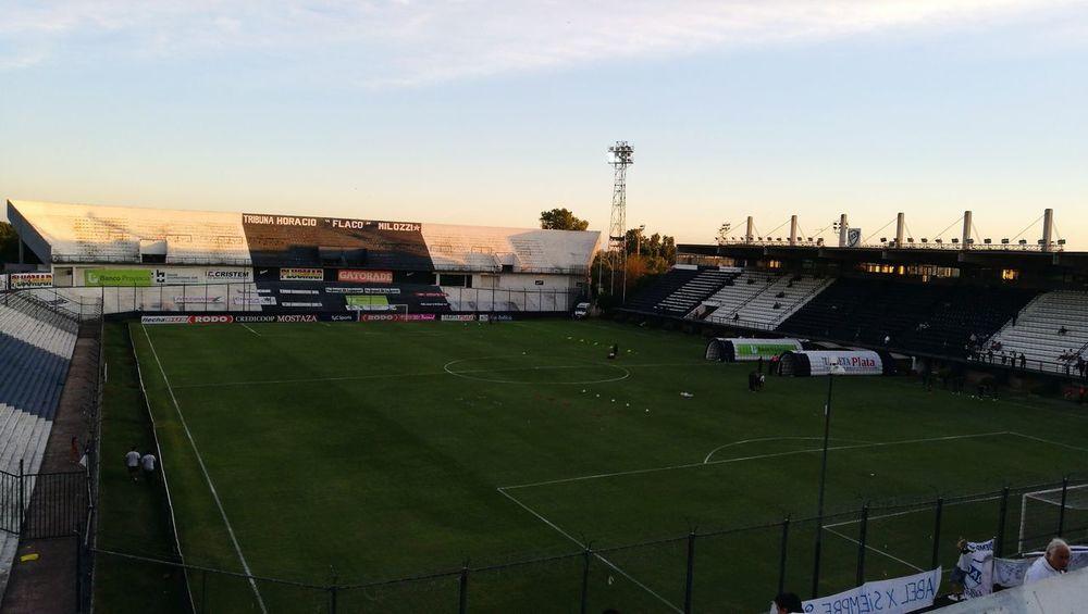 Quilmes Atlético Club Futbol Cancha Estadio First Eyeem Photo