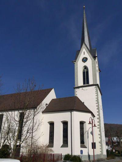 Kirche in Ludwigshafen Lake Constance Church