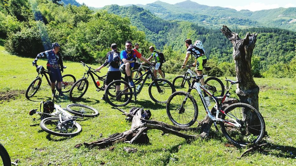 Friends Funtime MTB Mtb Love Mtbpassion Taking Photos Eye4photography  Mountain_collection Green Nature Sport
