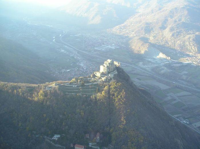 Sacra Di San Michele Nature Montagne Basilica Piemonte Italy🇮🇹