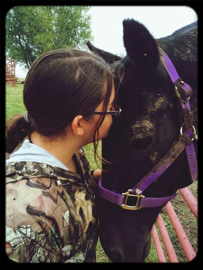 My horse and I Girlsandhorses