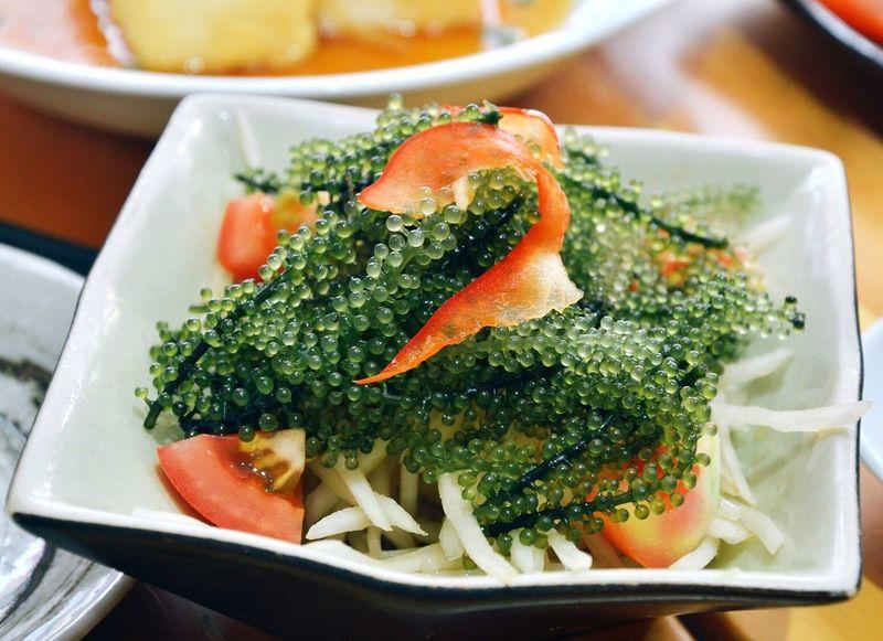 Japanese Food Salad Japan