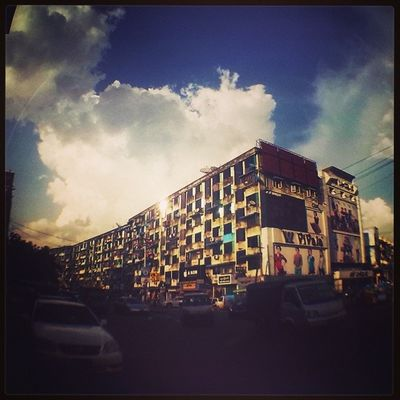 Narcoticphotography Yangondreamentertainment Goodevening  Yangon myamar burma