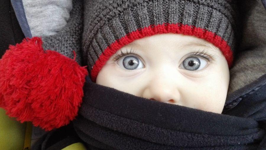 Child Close-up Portrait First Eyeem Photo Love Eyes Kids Face H&M