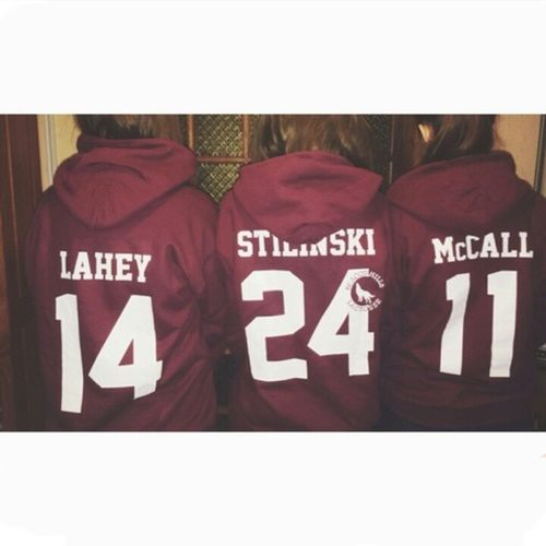 Catching up on Teen Wolf has made me, once again, go fucking fangirl psycho. Teenwolf Stilinski Lahey Mccall
