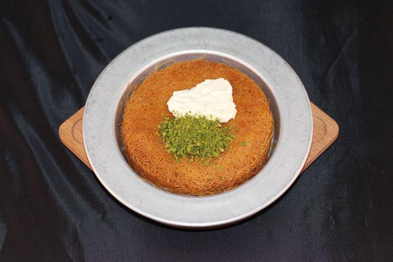 Traditional Turkish Kunafa