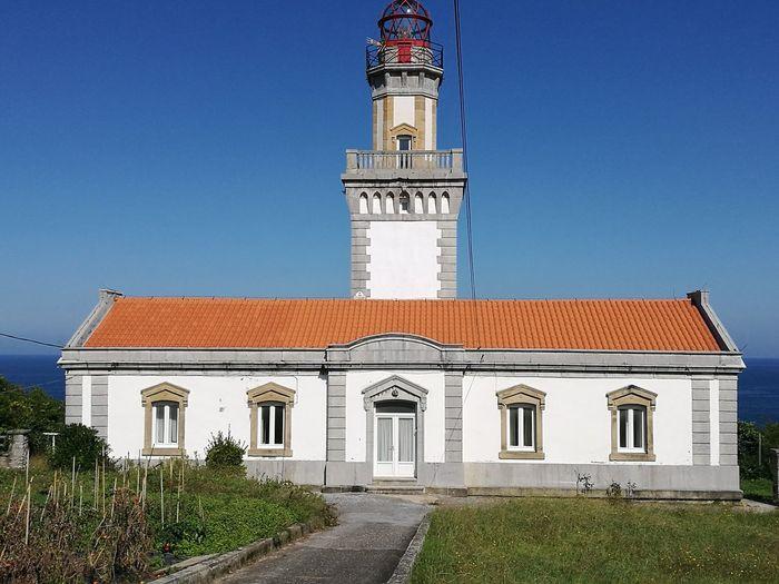 Faro de Pasaia. Hondarribia, pais Vasco. First Eyeem Photo