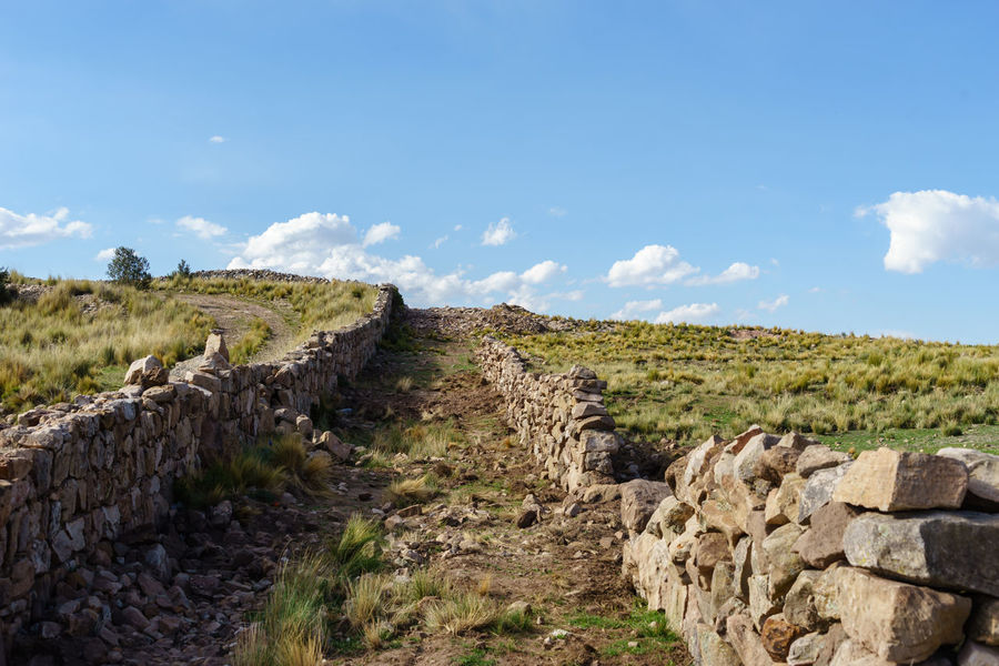 Ancient Civilization Arid Climate Coca Forest Geology Hotel Lake Lake Titicaca Lake View Landscape Outdoors Peru Physical Geography Puno Rock - Object Rock Formation South America Stone - Object Tea Textured  Titicaca