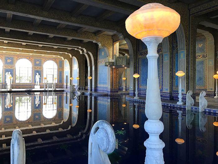 Heartscastle Indoor Pool Roman Pool