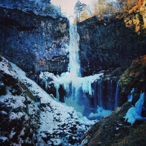 Drive Water Falls