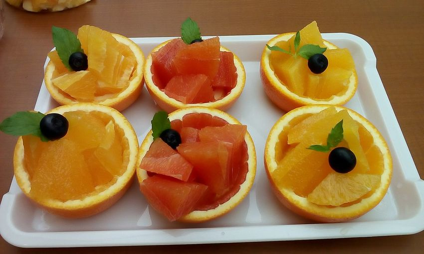 EyeEm Selects Fruit Food And Drink Food Freshness Grapefruit Dessert Sweet Food Indoors  No People Citrus Fruit Variation Ready-to-eat Healthy Eating Close-up Day