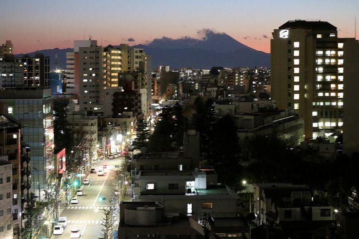 Snapshots Of Life My Town I Love My Town This Is My Town Beautiful Town EyeEm Best Edits EyeEm Nature Lover Mtfuji Fuji Mountain Sunset