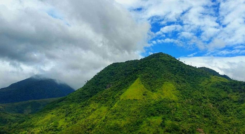 Greensandblues Mountain View Beauty In Nature Mountain Cloud - Sky Nature Bacolod City ınstagram Soysaucebeans Mystersoyo Philippines Donsalvadorphilppines Donsalvadorbenedicto Negros Island Negros Occidental EyeemPhilippines Eyeem Philippines