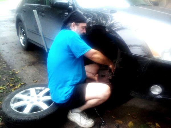 Second Acts diy car repair