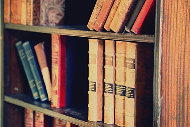 Bookshelf Bookshelves Antique Books Books Bookcover Book Backs Books In A Row Reading Paperwork Leather Author Authors Writerslife Production Still Life StillLifePhotography Library Wall Of Books A Wall With Books Conceptual Conceptual Photography  Cover Covers Title Titles