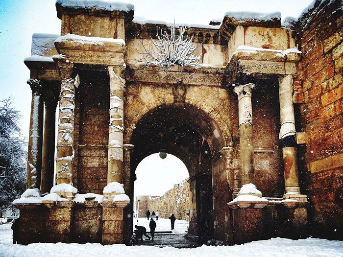 Culture History Old Tebessa Algeria Architectural Feature Architecture Cultures