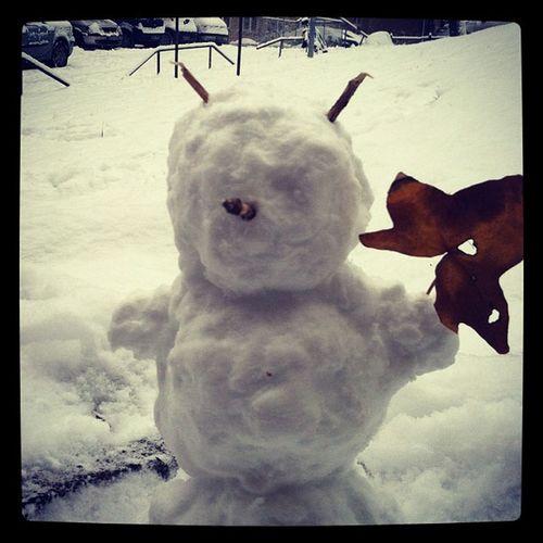 Das ist Schnuffy! #SnowBaby #Schnee #Snow #SchneeBaby #berlin #germany Schneebaby Snowbaby Berlin Germany Snow Schnee