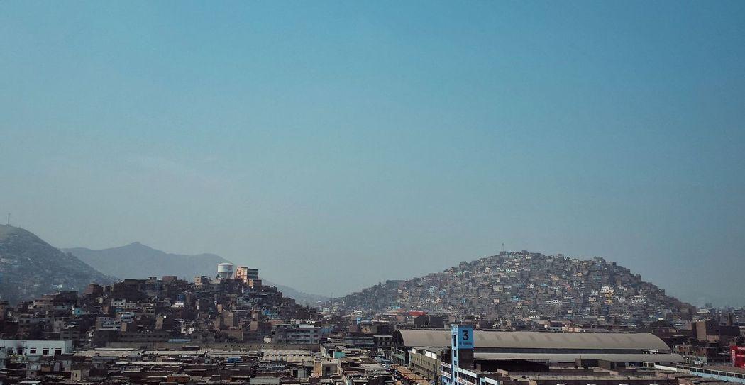 Lima la horrible Gamarra Mobilephotography Peru