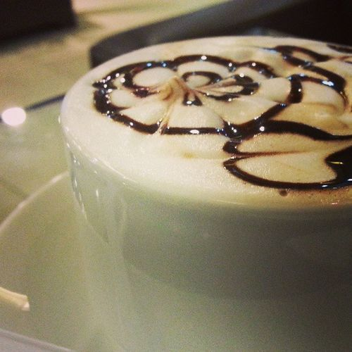 Hot Chocolate Luckafe Phnompenh