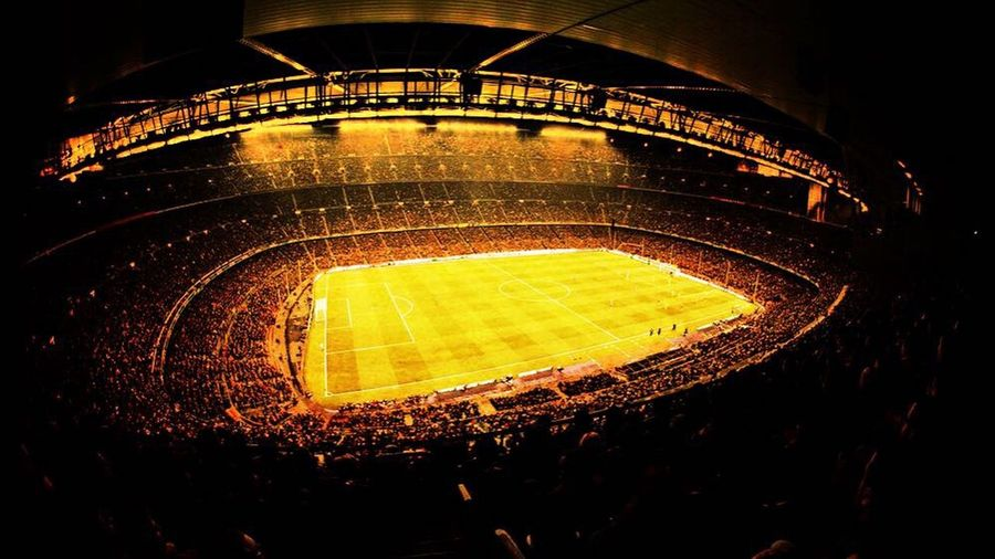 Camp Nou Football Stadium Camp Nou Football Follow Me