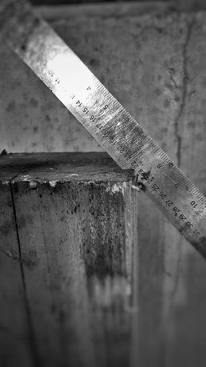 EyeEmNewHere EyeEm Selects Stone Balckandwhite Wood Metal Metal Ruler Close-up