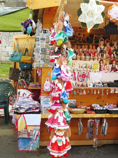 souvenirs For Sale Retail  Multi Colored Variation Small Business Choice Market Large Group Of Objects Market Stall No People Store Consumerism Outdoors Business Close-up Gellért Hill Budapest, Hungary Souvenirs ✨... Souvenir Shop Souvenirs/Gift Shop
