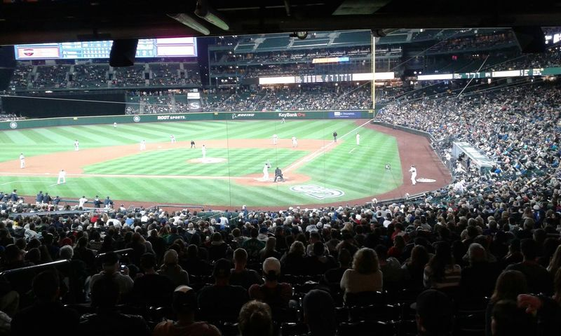 Seattle Mariners Safecofield Baseball Unedited Seattle Taking Photos Enjoying Life The Places I've Been Today New York Yankees Life In Motion