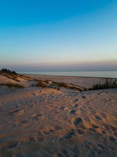 Lithuania Beach