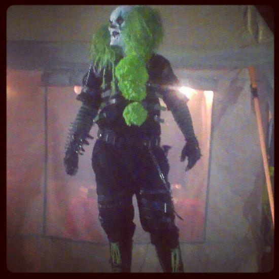Tonight's MCClown Fearfarm Halloween