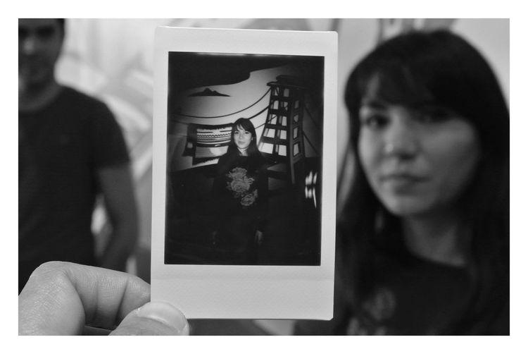 Portrait Lomography Nikon Blackandwhite