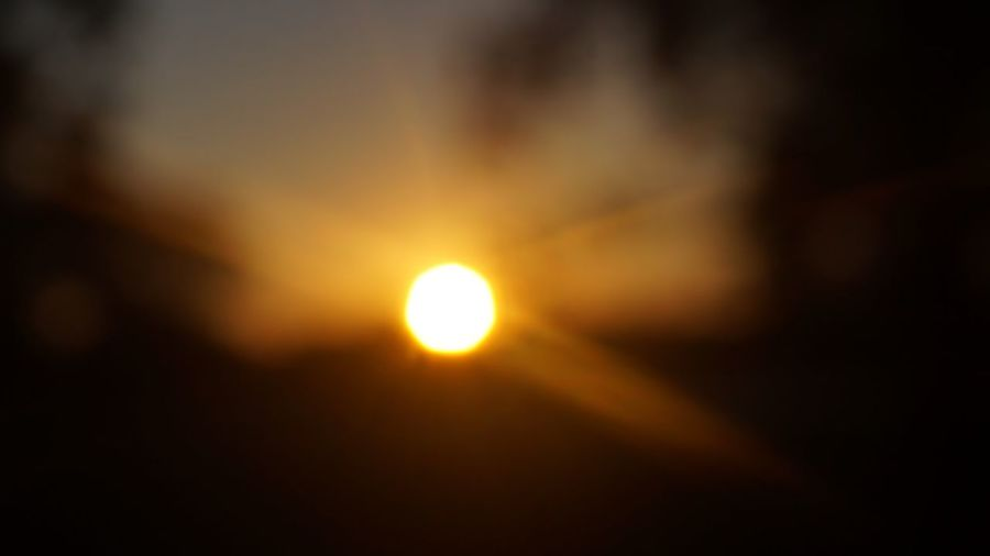 Sun Sunset Amateur Amateurphotography Beautiful