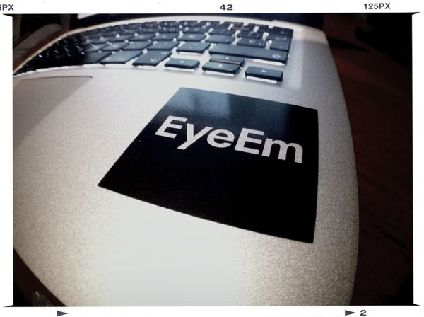 EyeEm Having Fun With EyeEm Stickers!