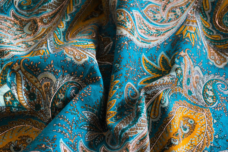 Pattern Backgrounds Full Frame Blue Close-up Design No People Arts Culture And Entertainment Multi Colored Fashion Textile Indoors  Abstract Textured  Extreme Close-up Beauty Repetition Luxury Wrinkled Art And Craft Floral Pattern Ornate Carving Abstract Backgrounds Colorful