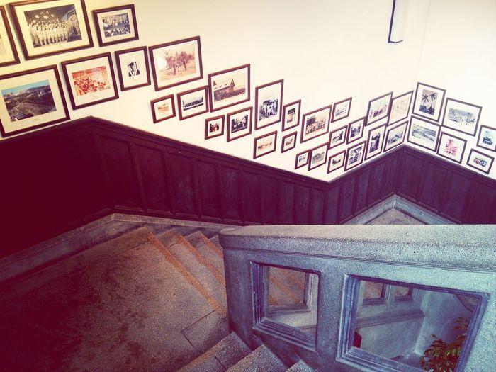 Photo Exhibition Floor
