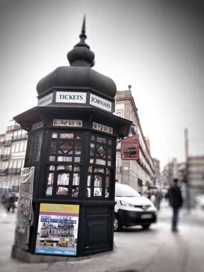 Quiosque Porto