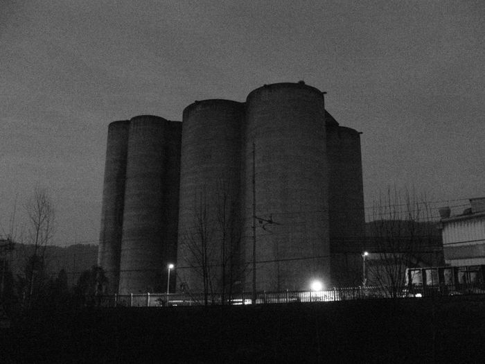 Concrete plant #urbanana: The Urban Playground