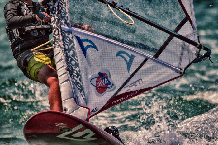 Activity Lifestyles Nature Seasports Water Window Windsurf Windsurfing
