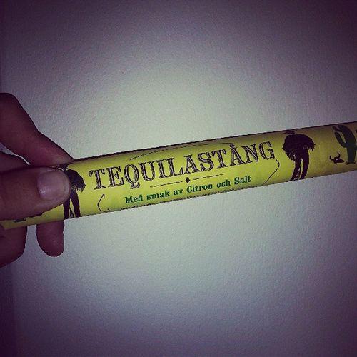Vuxen godis från Gränna Tequilast ång Gr änna Picoftheday V ågarinteriktigtsmaka salt citron =P