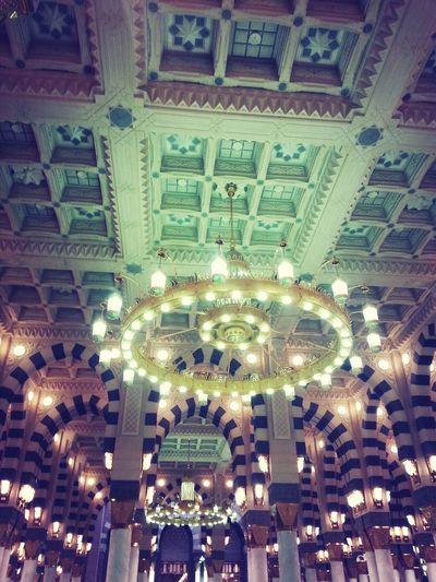 Artistic Bludging Mosque