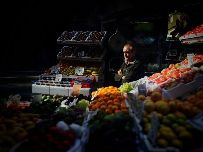 Streetphotography Streetphoto_color Fruit Shopkeeper Snapshots Of Life The Foodie - 2015 EyeEm Awards The Street Photographer - 2015 EyeEm Awards