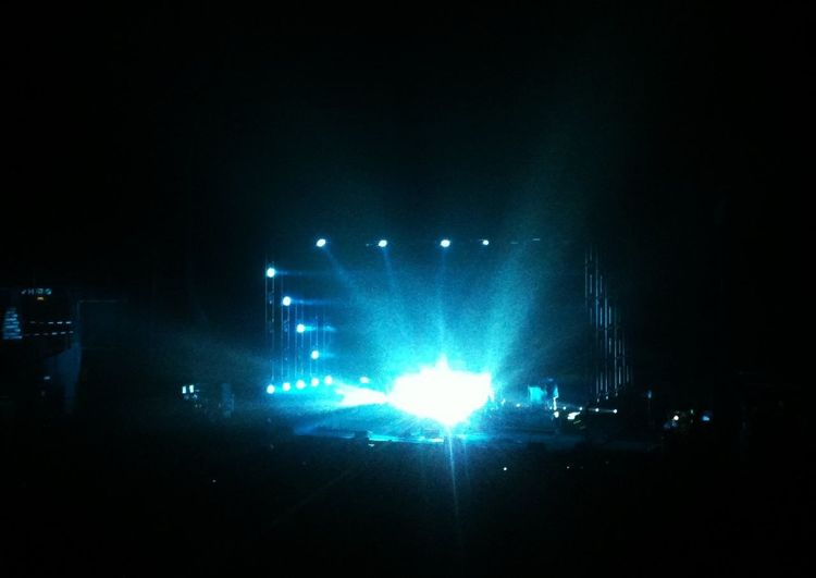 The National made an incredible gig last night!! Concert Music Brussels