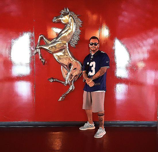 🇦🇪🏎❤ Abudhabi Ferrariworld Hypebeast  Blkvis Kaws Supreme Adidas Yeezy Boost Sole Tattoos Ferrari Shoes Tattoo Fashionblogger Style Sneaker Fashion München Newyork Blogger Vibes Hype Fearofgod Photography Sneakerfreaker Minga Brands  Lacedup Srsmemories