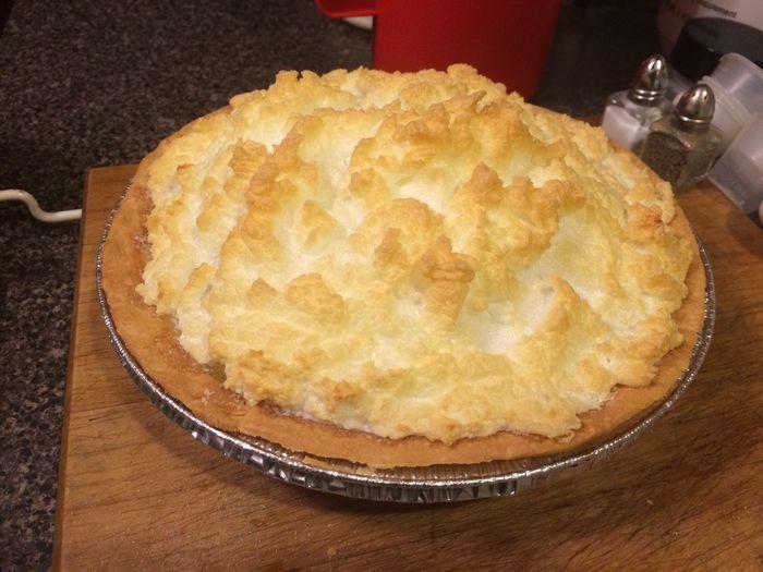 Lemon Meringue Pie , Homemade Pies Food Stories