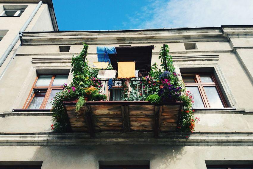 Balcony Vscocam VSCO Piotrków