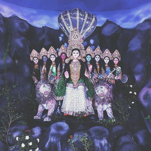 Vscocam MaaDurga Goddess Navratri2014 Navratri 9days temple religious devotional hinduism instaindia ig_india igramming_india ig_indiashots colorful gf_india incredibleindia vscoindia vscophile vscoclick bestofvsco picoftheday nothingisordinary bestoftheday like4like follow4follow tweegram htcones Jabalpur