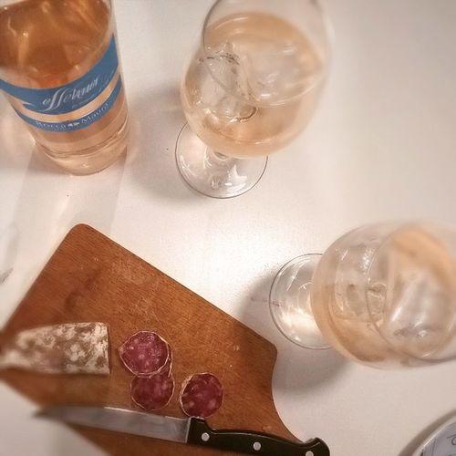 L'Effet Mer. Pink Wine Locavore Pinkwine Provence Apéro Winolife