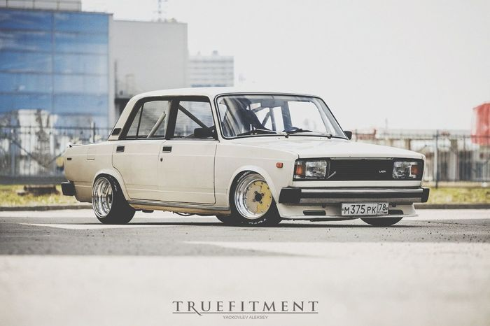 Car Transportation Outdoors Day No People City Street Racecar Speed Street Auto Racing Luxury Stancenation Stanceworks Stance Sports Car Wheels Sports Race Sports Track LADA Vaz Driving Indoors  City Life City Transportation