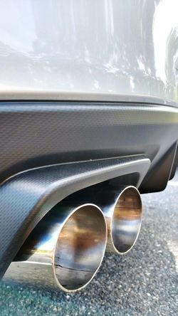 Fitment on the exhaust is great. Sounds exotic on this Subaru Wrx.
