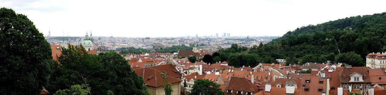Prague Praha Prag No People City Cityscape